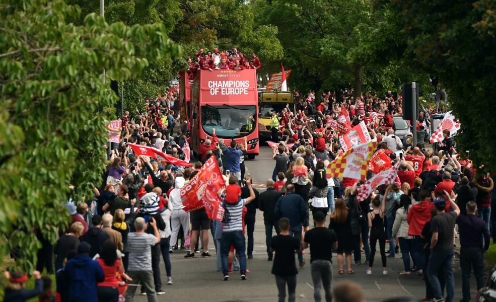Liverpool celebration 4
