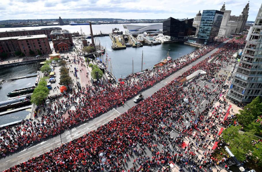 Liverpool celebration 5