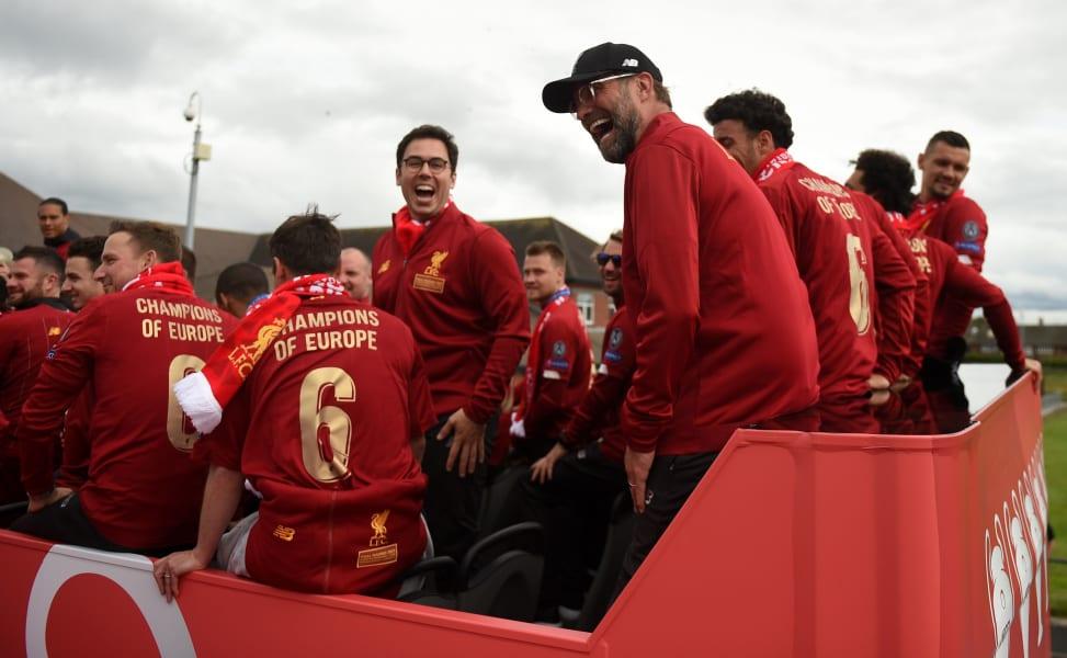 Liverpool celebration 6