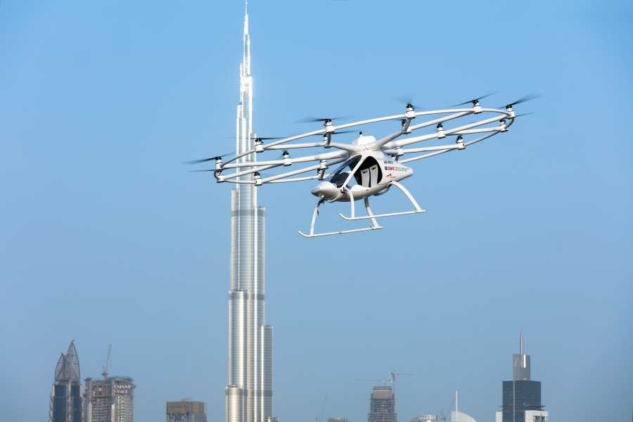 volocopter 13