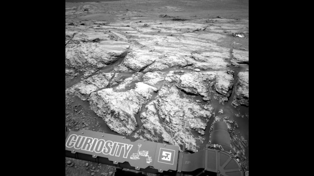 mars curiosity methane