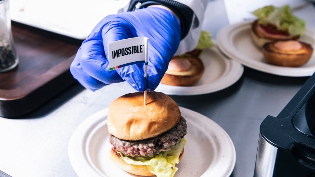 01 impossible burger lab