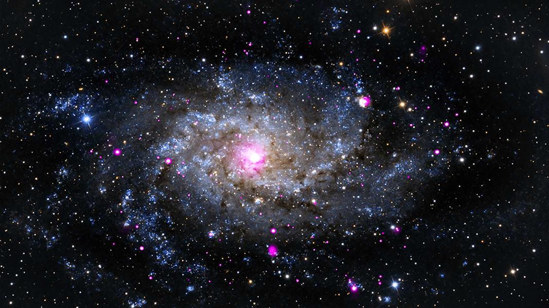 06 universe x-ray vision triangulum galaxy