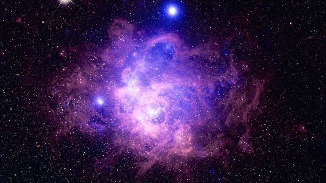 10 universe x-ray vision ngc 604