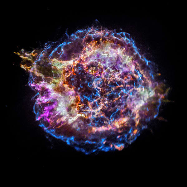 chandra universe xray vision