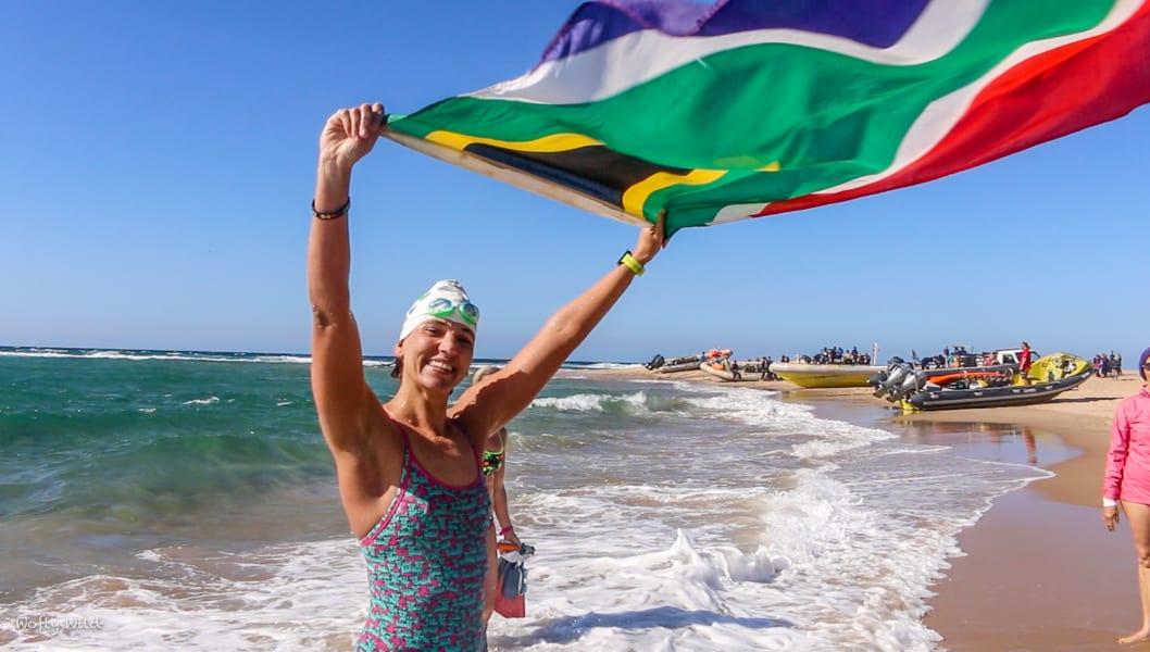 Sarah Mozambique Finish