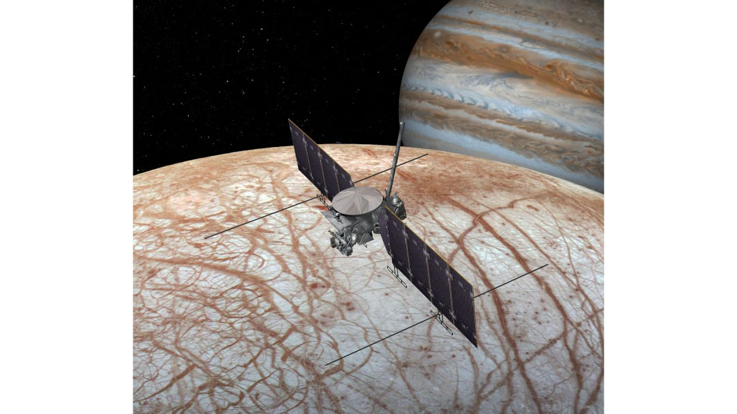 europa clipper nasa