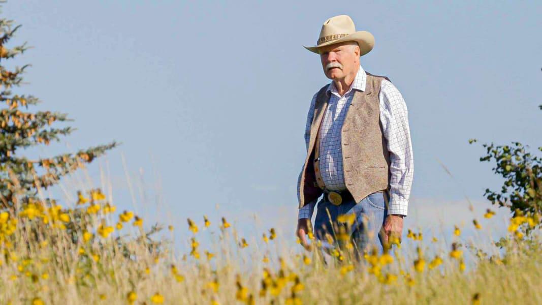 ted turner cowboy ranch