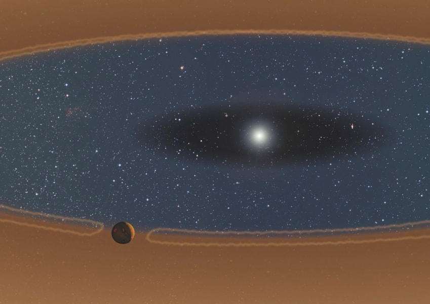 wonders of the universe young planet 1010