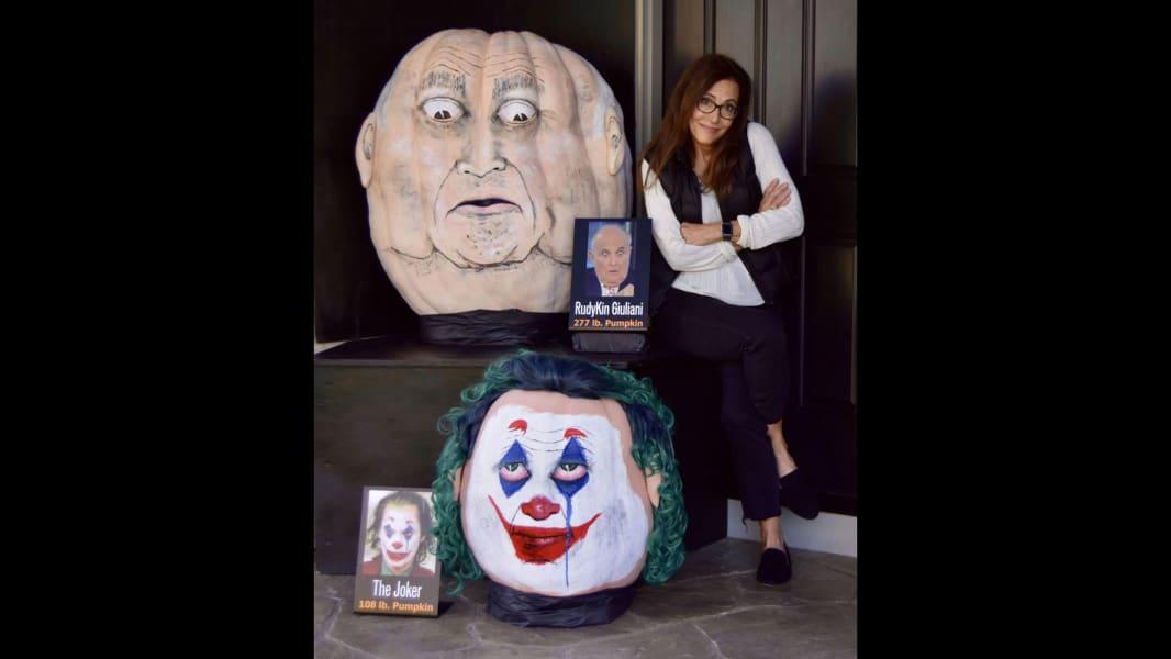 giuliani joker paras pumpkins