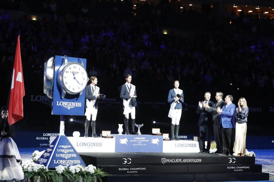 Global Champions Tour Ben Maher Prague