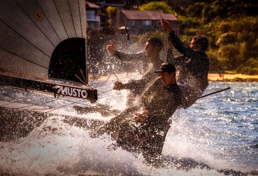 Mirabaud Yacht Racing Image award 18-Michael CHITTENDEN