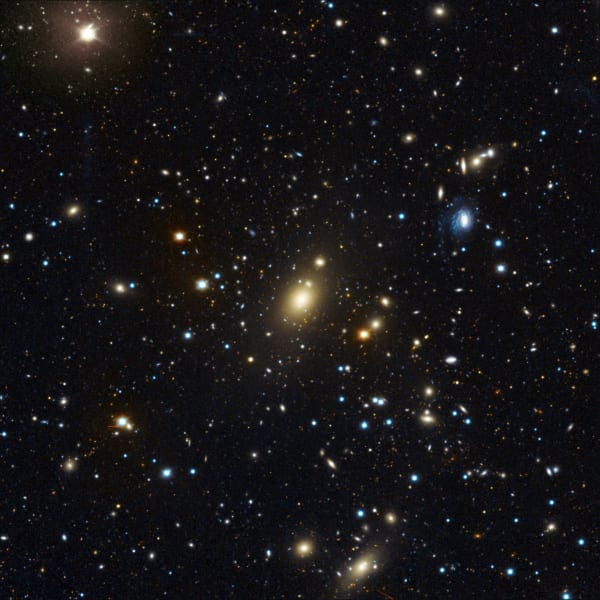 wonders of the universe abell 85 cluster