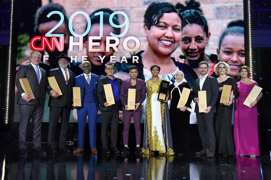 17 cnn heroes 2019 show