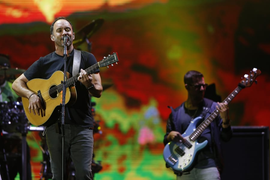 dave matthews band 2020 green touring intl