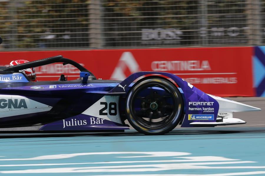 Maximilian Günther Formula E Santiago 2020