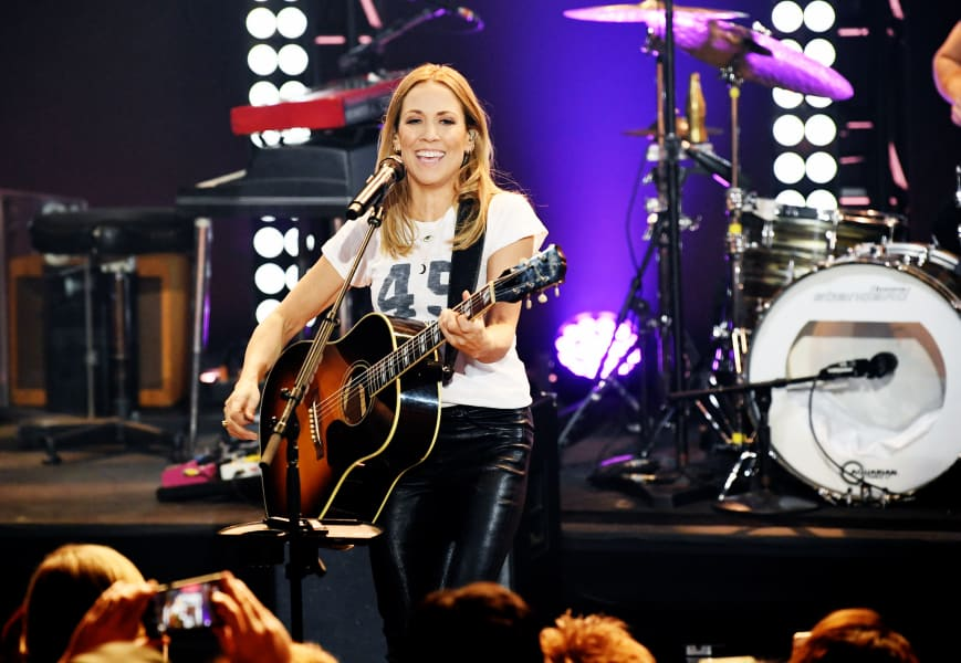 sheryl crow green touring intl