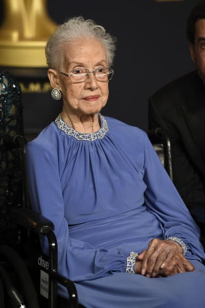 katherine johnson 2017 file