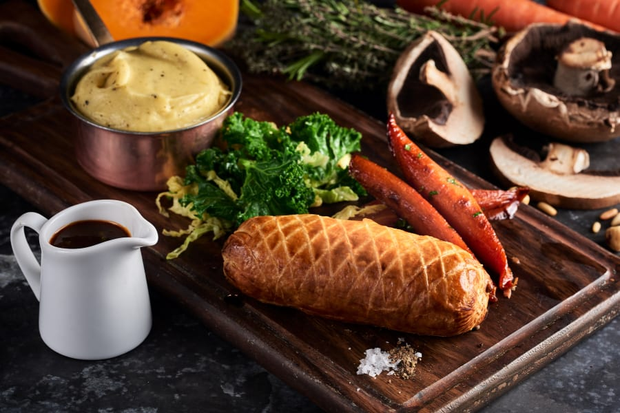 fine dining delivery gordon ramsay vegetarian intl