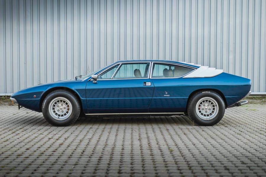 06 lamborghini auction 1974-Lamborghini-Urraco-P250-S