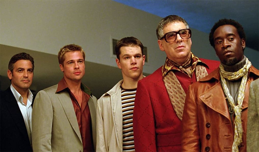 34 Streaming August HBOMax Ocean's Eleven