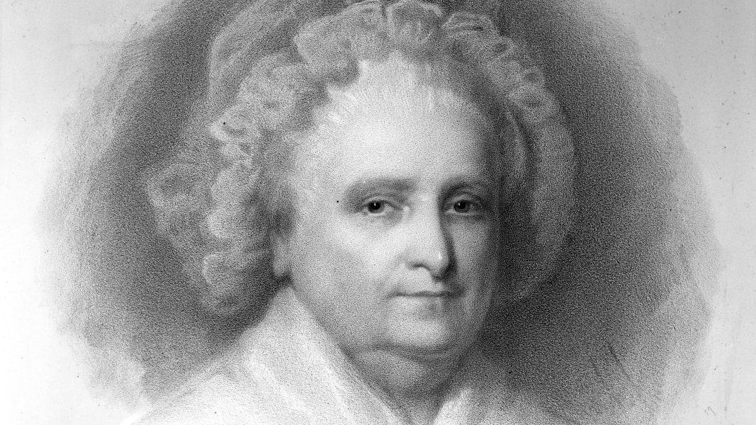 01 first ladies Martha Washington