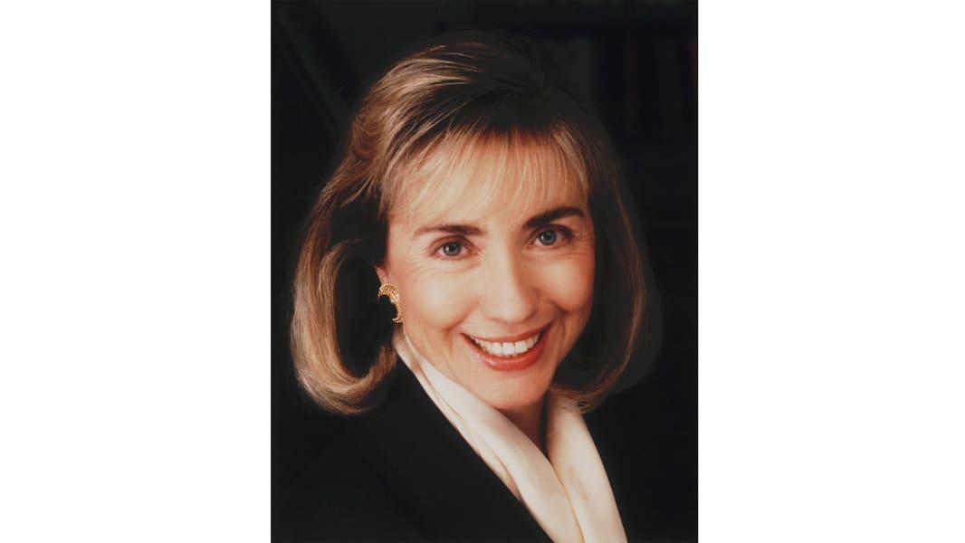 43 first ladies Hillary Rodham Clinton