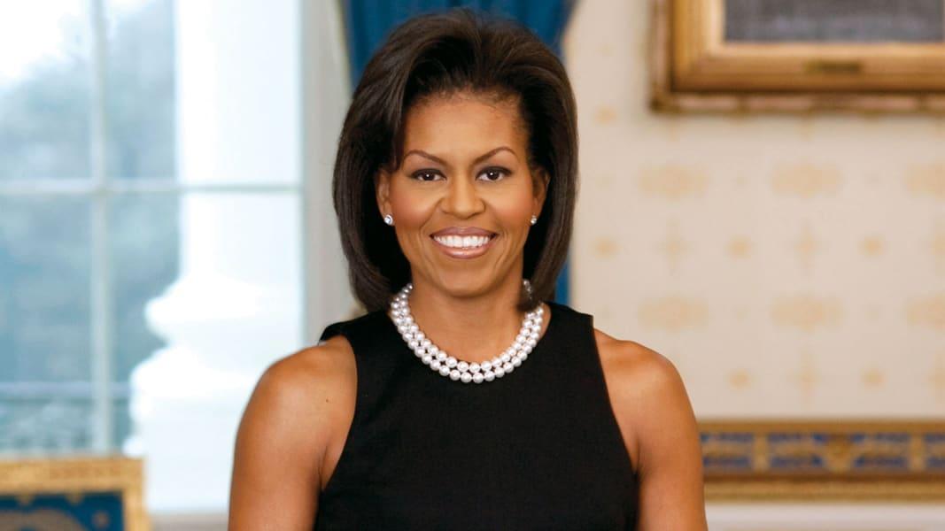 45 first ladies Michelle Obama