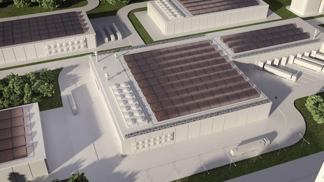 Saule Technologies  rooftop solar