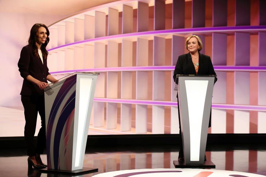 ardern debates collins september 22 2020