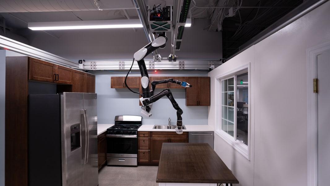 toyota gantry robot
