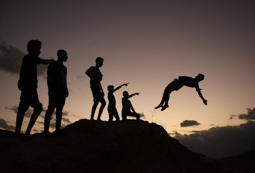 palestinian parkour youth 1105