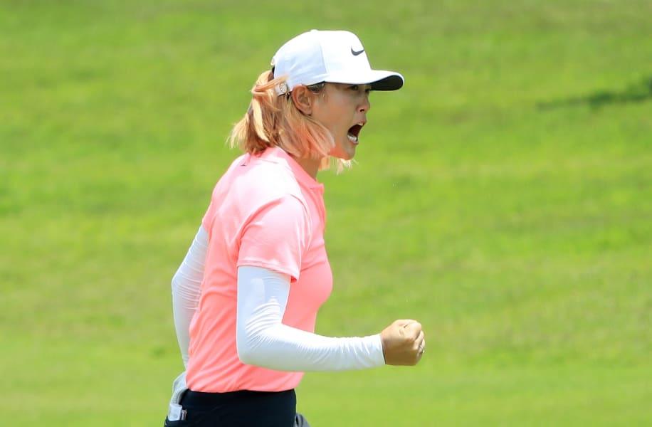 michelle wie HSBC Women's World Championship