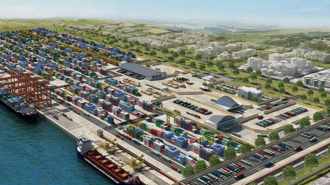 lekki deep sea port