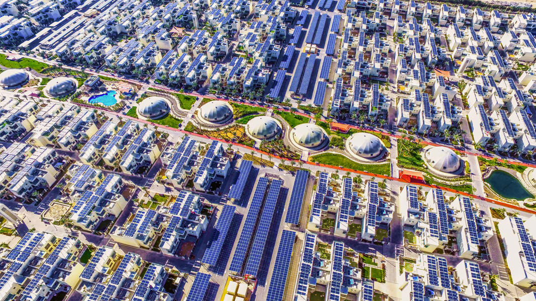 RESRICTED Dubai Sustainable City overview
