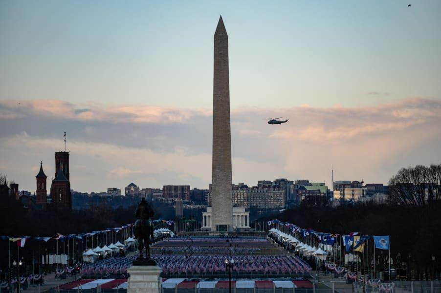 64b biden inauguration unf