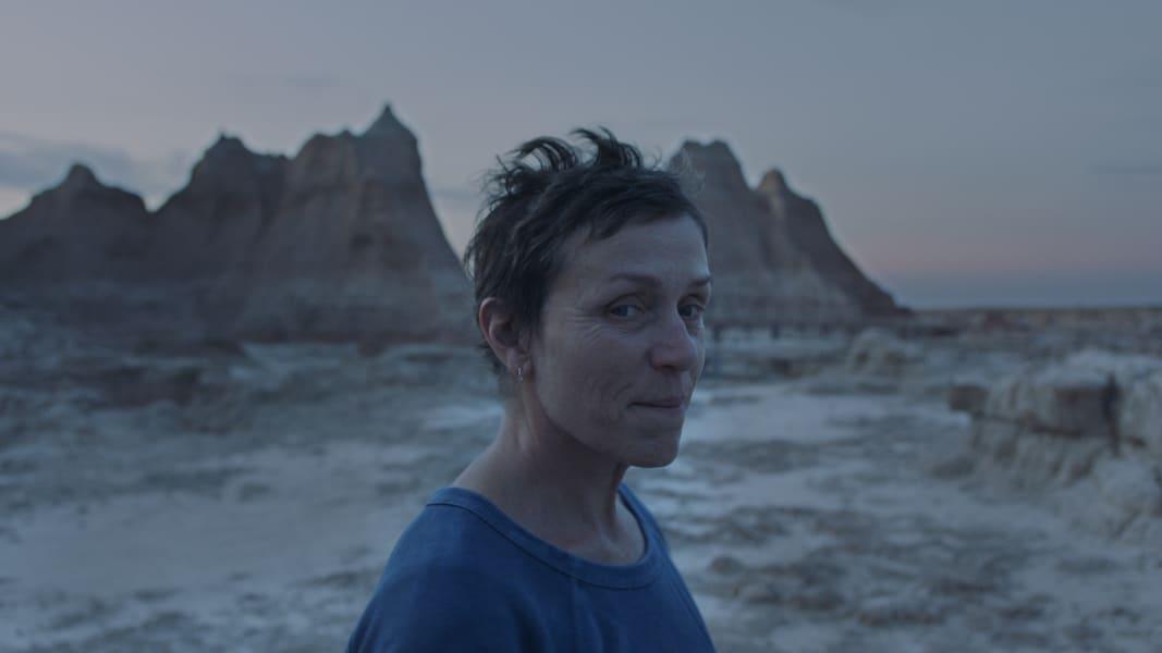 Nomadland Frances McDormand