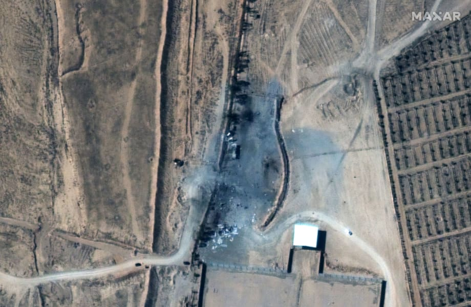 syria airstrikes 0226 AFTER