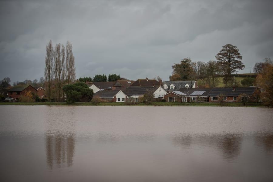 exeter flood 2016