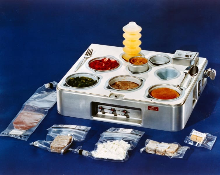 01 space food history