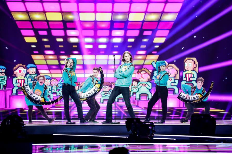11 eurovision 2021 contestants_Daoi og Gagnamagnio