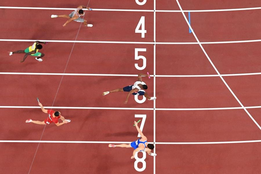 16 olympics 080621 relay