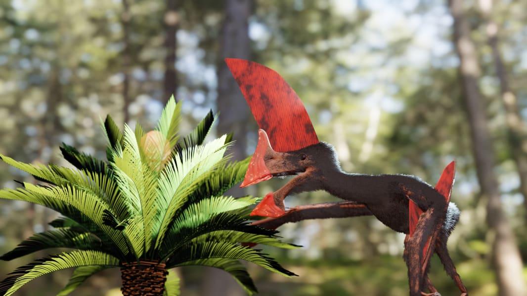 01 ancient finds Tupandactylus navigans