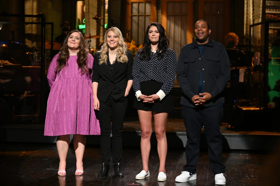 Saturday Night Live Emmys RESTRICTED
