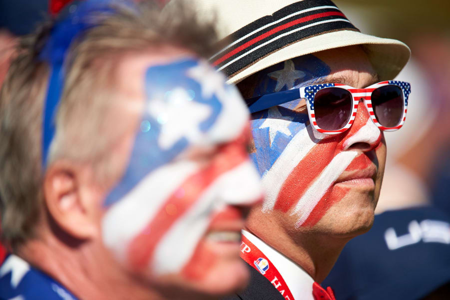 12 ryder cup fan outfits gallery RESTRICTED