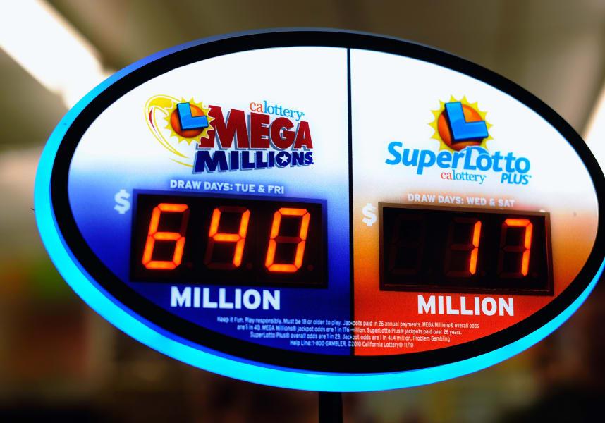 Mega Millions jackpot hits all-time high