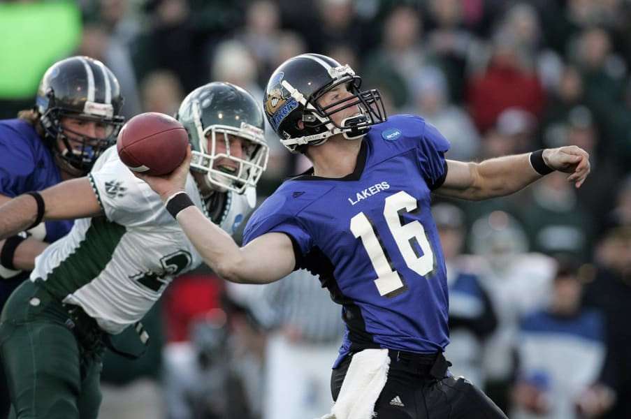 Photos: Ex-college football star Cullen Finnerty