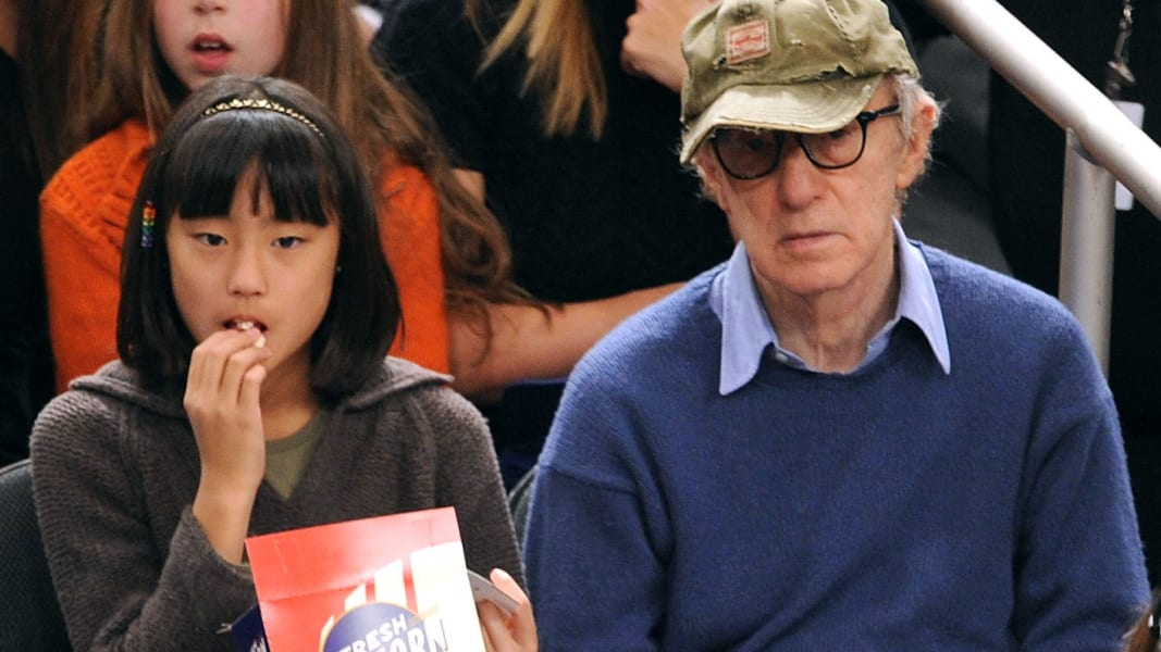 Strange facts about Woody Allens marriage