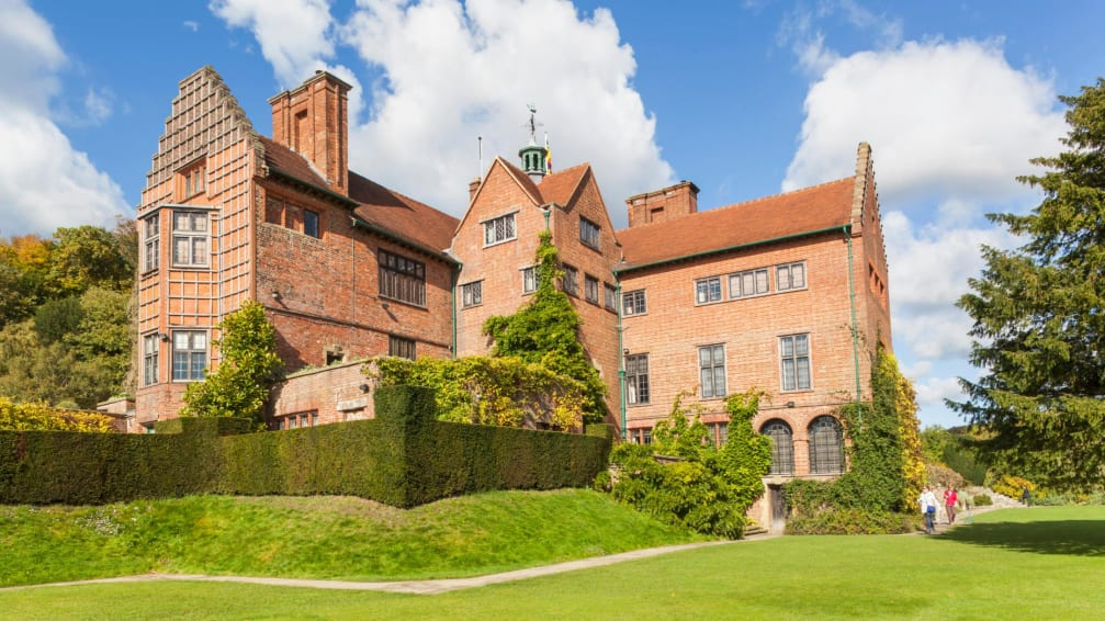 Chartwell, the home of Winston Churchill, is mentioned in the National Trust report.
