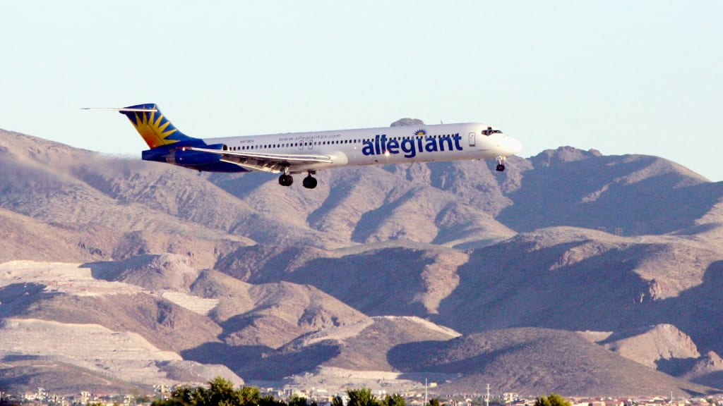 Allegiant Air Will Charge Between 10 And 30 For Carry On Bags That Don